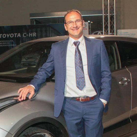 Claudio Scerbo, Garage Toyota Herstal